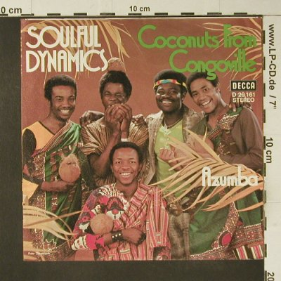 Soulful Dynamics: Coconuts from Congoville, Decca(D 29 161), D, 1972 - 7inch - S7426 - 2,00 Euro