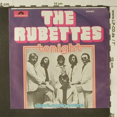 Rubettes: Tonight, Polydor(2058 499), D, 1974 - 7inch - S7429 - 2,50 Euro