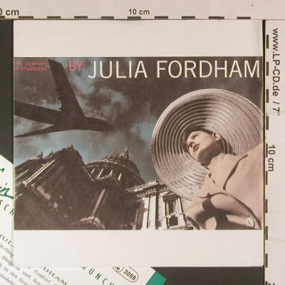 Fordham,Julia: The Comfort of Stranger/I wish, Virgin(109 947-100), D, 1988 - 7inch - S7995 - 2,50 Euro