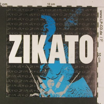 Zikato: All t.Little Children/It's only RnR, Day-Glo(DG S4/RTDs24-4), D, 1990 - 7inch - S8001 - 3,00 Euro