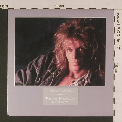 Nilsson,Tommy: En Dag / Some Day, Alpha(ONESIN 090), NL, 1989 - 7inch - S8031 - 3,00 Euro