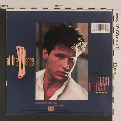 Hart,Corey: Sunglasses At Night / At The Dance, EMI America(1 A 006-2002417), NL, 1984 - 7inch - S8097 - 2,50 Euro