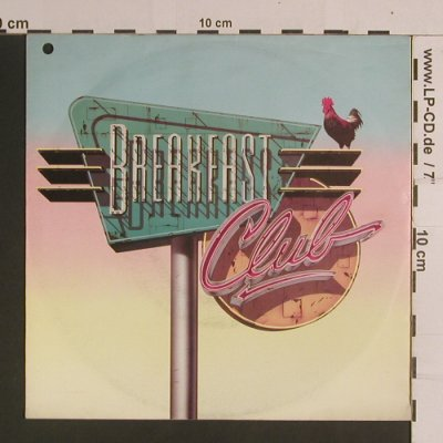 Breakfast Club: Right On Track*2, MCA(258 392-7), D, co, 1987 - 7inch - S8203 - 2,00 Euro