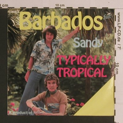 Typically Tropical: Barbados / Sandy, Gull(INT 113.300), D, 1975 - 7inch - S8286 - 2,50 Euro