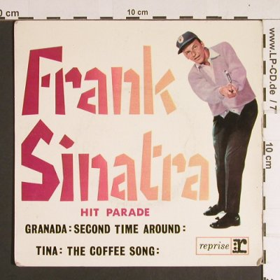 Sinatra,Frank: Hit Parade, Vol.1, vg+/vg+, Reprise(R 30001), UK,  - EP - S8680 - 5,00 Euro