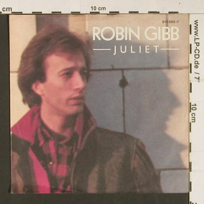 Gibb,Robin: Juliet / Hearts On Fire, Polydor(810 895-7), D, 1983 - 7inch - S8918 - 2,50 Euro