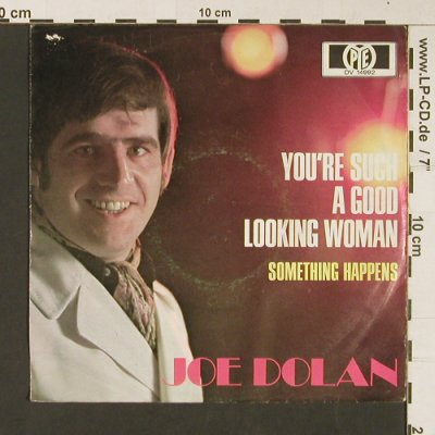 Dolan,Joe: You're Such A Good Looking Woman, Pye(DV 14992), D,m-/vg+, 1970 - 7inch - S8958 - 2,50 Euro