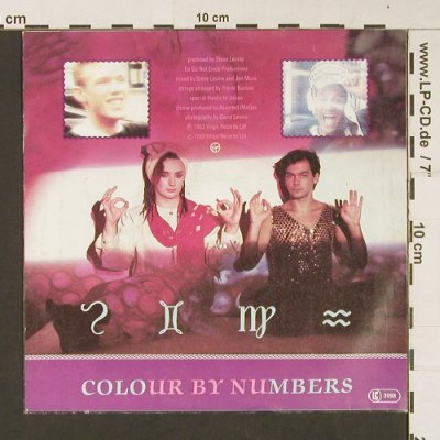 Culture Club: Victims / Colour by Numbers, Virgin(106 015-100), D, 1983 - 7inch - S9035 - 2,50 Euro