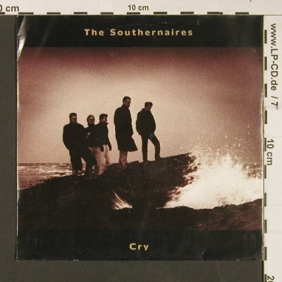 Southernaires: Cry / Deeds Not Words, Go! Disc Ltd.(869 302-7), D, 1991 - 7inch - S9052 - 2,50 Euro