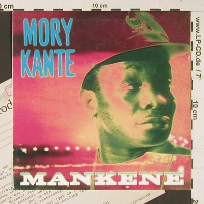 Kante,Mory: Mankene / Faden, Barclay(879 490-7), D,Facts, 1990 - 7inch - S9054 - 3,00 Euro