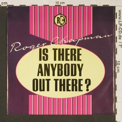 Chapman,Roger: Is there anybody out there ?/SushiR, Polydor(879 356-7), D, 1990 - 7inch - S9144 - 3,00 Euro