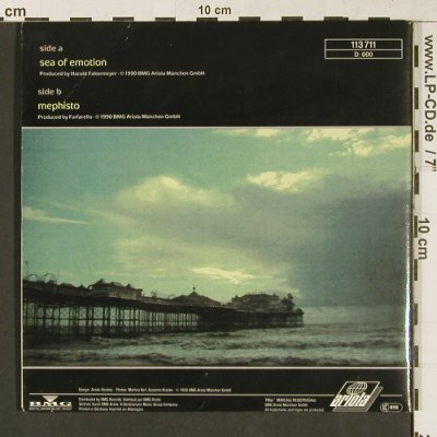 Farfarello  f. Chris Thompson: Sea of Emotions+1, Foc, Facts, Ariola(113 711), D, 1990 - 7inch - S9149 - 3,00 Euro
