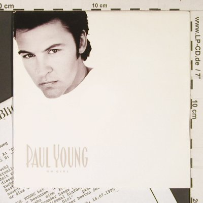 Young,Paul: Oh Girl / You're the one, CBS(656 100 7), NL, 1990 - 7inch - S9172 - 2,50 Euro