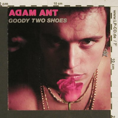 Ant,Adam: Goody Two Shoes / Red Scab, CBS(A 2367), NL, 1982 - 7inch - S9236 - 2,50 Euro