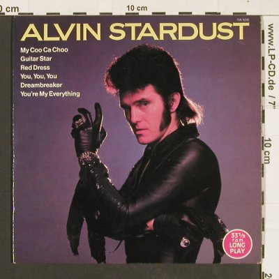 Stardust,Alvin: My Coo Ca Choo +5, 33rpm, Scoop 33(7SR 5030), D, 1973 - EP - S9348 - 3,00 Euro