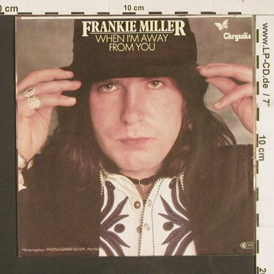 Miller,Frankie: Good To See You, Chrysalis(6155 243), D, 1979 - 7inch - S9363 - 3,00 Euro