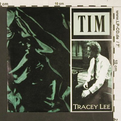 Tim: Tracey Lee / For Faith, Chrysalis(112 520), D, 1989 - 7inch - S9375 - 2,50 Euro
