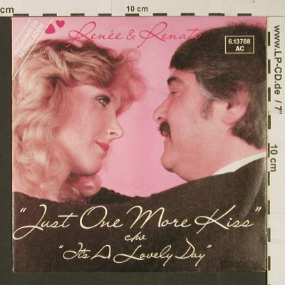 Renee & Renato: Just one more Kiss..., Hollyw.Rec(6.13788), D, 1983 - 7inch - S9440 - 3,00 Euro