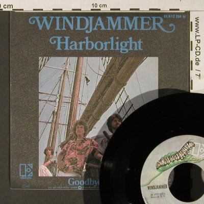 Windjammer: Harborlight / Goodbye Joanne, WB(12 264), D, 1977 - 7inch - S9451 - 1,50 Euro