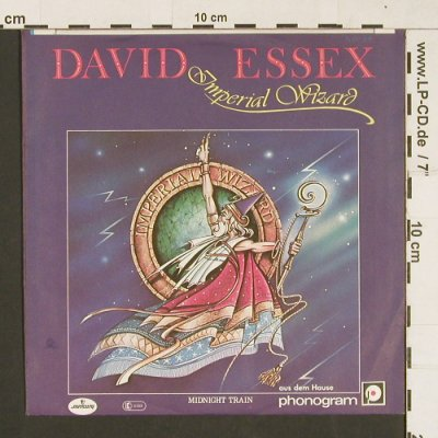 Essex,David: Imperial Wizard, Mercury(6007 202), D, 1979 - 7inch - S9512 - 2,00 Euro