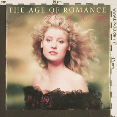 Winter,Mandy: The Age of Romance / Inner Light, Mercury(872 436-7), D, 1989 - 7inch - S9539 - 2,50 Euro