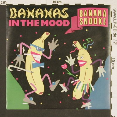 Bananas in the Mood: Banana Snoke / Snooking Pleasure, Ariola(113 137), D, 1990 - 7inch - S9547 - 2,50 Euro