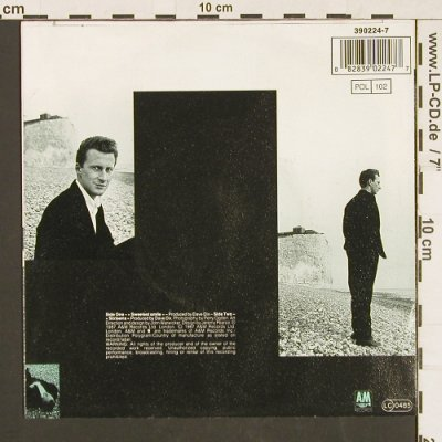 Black: Sweetest Smile / Sixteens, AM(390 224-7), D, 1987 - 7inch - S9550 - 3,00 Euro