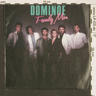 Dominoe: Family Man / Touch, RCA(PB 42171), D, 1988 - 7inch - S9558 - 2,50 Euro