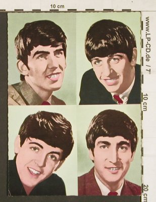 Beatles: Postcard: Printed in Germany, (HD 109), 15*20 cm,  - Postca - S9851 - 4,00 Euro