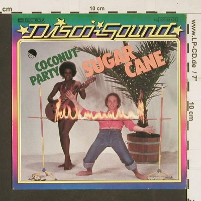 Sugar Cane: Coconut Party, Electrola(006-32426), D, 1977 - 7inch - S9857 - 1,50 Euro