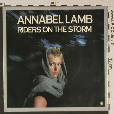 Lamb,Annabel: Riders On The Storm / No Cure, AM(AM 131), UK, 1983 - 7inch - T1017 - 2,50 Euro