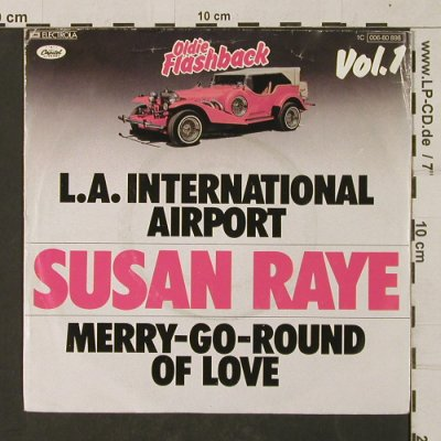 Raye,Susan: L.A.International Airport +1, Capitol-Oldie Fl.V.1(006-80 898), D,  - 7inch - T1337 - 2,00 Euro