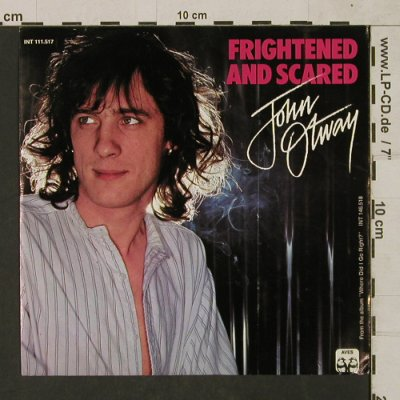 Otway,John: Frightened and Scared +1, Aves(INT 111.517), D, 1979 - 7inch - T1519 - 3,00 Euro