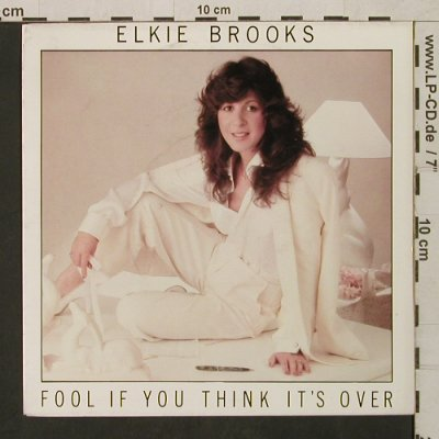 Brooks,Elkie: Fool If You Think It's Over, AM(AMS 9194), NL, 1981 - 7inch - T1614 - 3,00 Euro