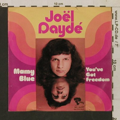 Daydé,Joel: Mamy Blue / You've got Freedom, Rivera(MR 28.044), D, m-/VG+,  - 7inch - T1682 - 5,00 Euro