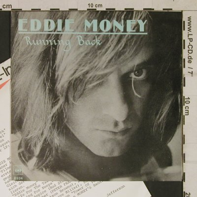 Money,Eddie: Running Back, Facts, CBS BlitzInfo(CBS 8924), NL, 1980 - 7inch - T1689 - 3,00 Euro