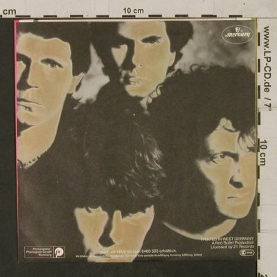 Golden Earring: Zwilight Zone, Mercury(6000 884), D, 1982 - 7inch - T1752 - 4,00 Euro