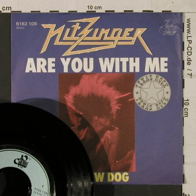 Nitzinger: Are You With Me / Yellow Dog, 20th Century Fox(6162 109), D, 1972 - 7inch - T1799 - 7,50 Euro