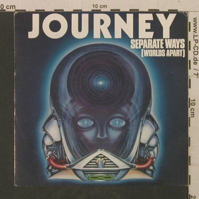Journey: Separate Ways / Frontiers, CBS(A 3077), NL, 1983 - 7inch - T2090 - 2,00 Euro
