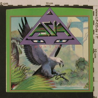 Asia: Don't Cry / Daylight, Geffen(7-29571), US, 1983 - 7inch - T2094 - 3,00 Euro