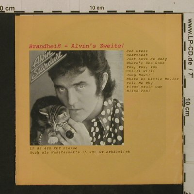 Stardust,Alvin: Tell Me Why / Roadie Roll On, stoc, Ariola(13 707 AT), D, 1974 - 7inch - T2100 - 2,00 Euro
