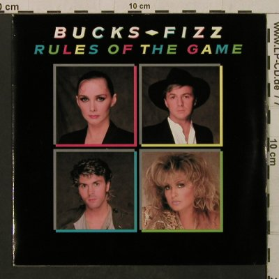 Bucks Fizz: Rules Of The Game/When We WereAtWar, RCA(RCA 380), UK, 1983 - 7inch - T2122 - 2,00 Euro