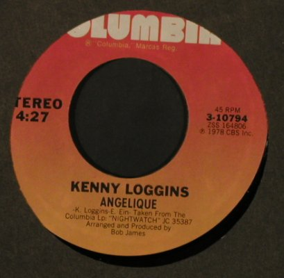 "Loggins,Kenny: Whenever I Call You ""Friend"", FLC, CBS/Promo Stol(3-10794), US, 1978 - 7inch - T2184 - 2,00 Euro"