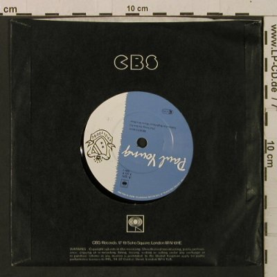 Young,Paul: Wherever I Lay My Hat / Broken Man, CBS, FLC(A 3371), UK, 1983 - 7inch - T2193 - 3,00 Euro