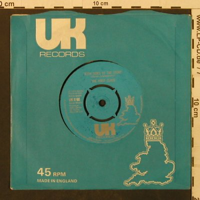 First Class: Beach Baby/Both Sides Of the Story, UK(UK R 66), UK, FLC, 1974 - 7inch - T2241 - 2,00 Euro