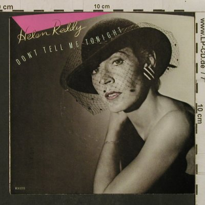 Reddy,Helen: Don't Tell Me Tonight, MCA / Promo-stol(MCA-52170), US, 1983 - 7inch - T2263 - 1,50 Euro