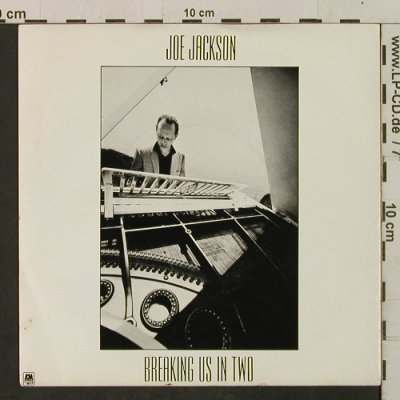 Jackson,Joe: Breaking Us In Two / El Blanco, AM(AM 101), UK, 1982 - 7inch - T2321 - 3,00 Euro