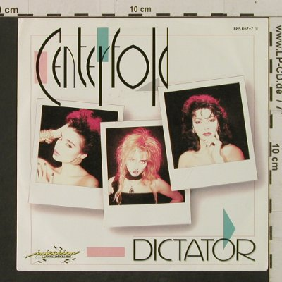 Centerfold: Dictator / Instrumental, Injection(885 057-7), D, 1986 - 7inch - T2347 - 2,00 Euro