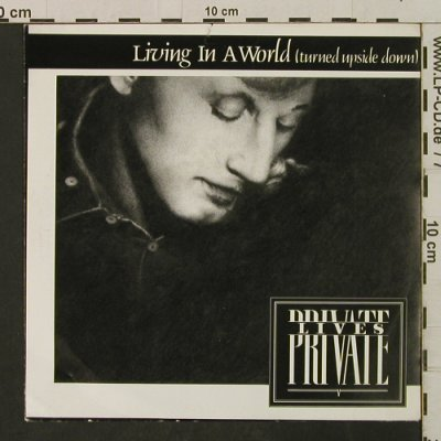 Private Lives: Living In A World / Breakup, EMI(PRIV 2), UK, 1984 - 7inch - T2354 - 1,50 Euro