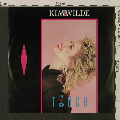 Wilde,Kim: The Touch / Shangri-La, MCA(259 189-7), D, 1984 - 7inch - T2359 - 3,00 Euro